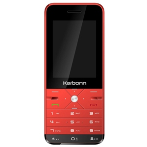 Featured Phones, Mobile Phones, Karbonn, Karbonn K Phone 9 , 480 mins , 400 hours , 123 x 52 x 11.3 mm , 92 g ,  , 1280x1024 pixels , Yes , 1.3 MP Camera , Micro USB , GPRS , Yes , Bluetooth 2.0 , Yes , 2.4