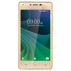 Smart Phones, Mobile Phones, Lava, Lava A77 - Gold , 160 gram , 5MP with LED flash , 720p@30fps , HDR, Photo Timer, Grid , 5MP with LED flash , 4.0, A2DP , Wi-Fi 802.11 a/b/g/n, dual-band, WiFi Direct, hotspot , HSPA, LTE Cat4 150/50 Mbps , Yes , microUSB 2.0 , Yes , HD FWVGA Capitative Display , Yes , 4.5