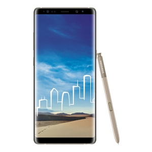 Smart Phones, Mobile Phones, Samsung, Samsung Galaxy Note 8 - Gold , Up to 22 h (3G) , 162.5 x 74.8 x 8.6 mm , 195 g , 8 MP, f/1.7, autofocus, 1/3.6