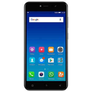 Smart Phones, Mobile Phones, Gionee, Gione A1 Lite - Black , 150.5 x 74.4 x 8 mm , 161 g , 20 MP, f/2.0, LED flash , 1080p@30fps , 1/3