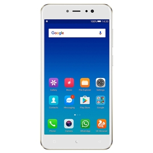 Smart Phones, Mobile Phones, Gionee, Gione A1 Lite - Gold , 150.5 x 74.4 x 8 mm , 161 g , 20 MP, f/2.0, LED flash , 1080p@30fps , 1/3