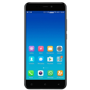 Smart Phones, Mobile Phones, Gionee, Gionee X1s - Black , 150.4 x 73.5 x 8.8 mm , 166 g , 16 MP, 1080p , 1080p@30fps , Geo-tagging, touch focus, face detection, HDR, panorama , 13 MP, autofocus, dual-LED (dual tone) flash , 4.0, A2DP , Wi-Fi 802.11 a/b/g/n, dual-band, WiFi Direct, hotspot , HSPA, LTE Cat4 150/50 Mbps , Yes , microUSB 2.0 , Yes , HD IPS LCD 2.5D Curved Display , Yes , 5.2