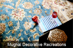 Mughal Decorative Recreations