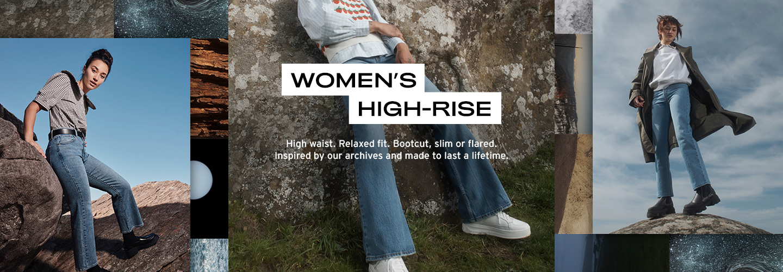 levis philippines - WOMEN'S HIGH RISE