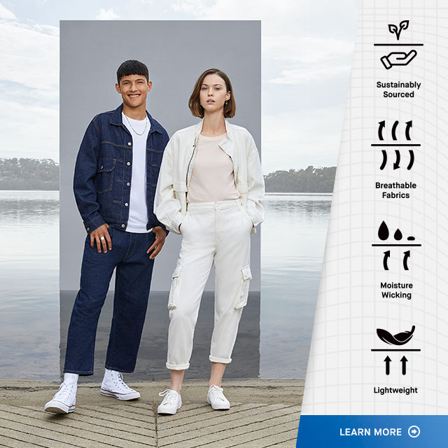 Levi's® Eco Performance - Chill Tech