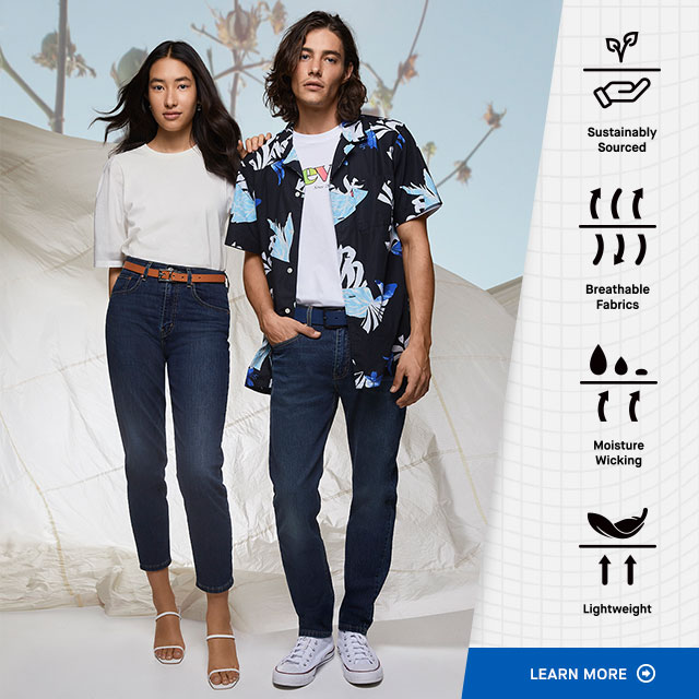 Levi's® Eco Performance - Cool