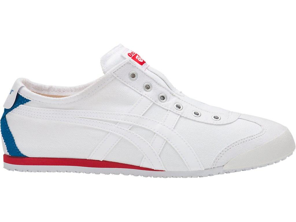 MEXICO 66 SLIP-ON - Mens Shoes   White