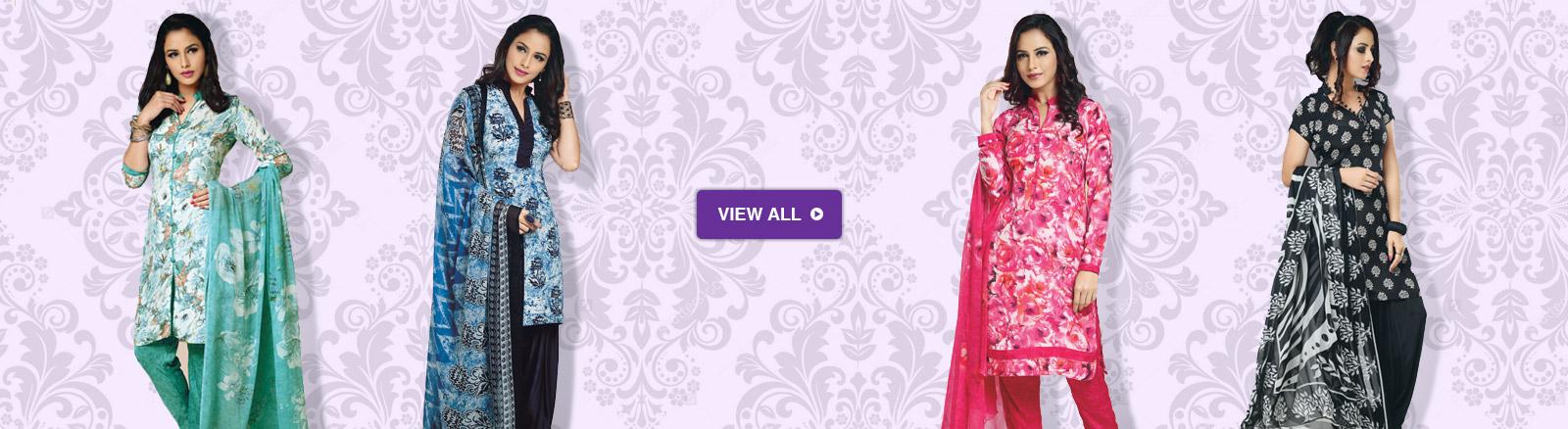 32fcdec8a3cd8 Printed Cotton Kurtis and Tunics · unstitched salwar kameez online ...