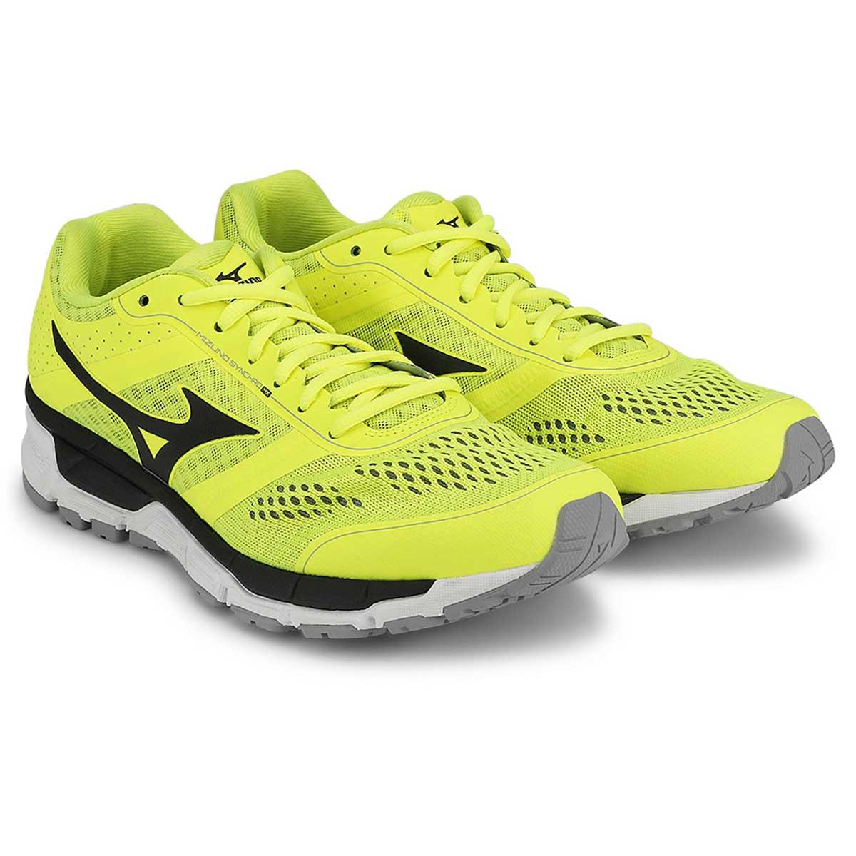 mizuno synchro mx 2 running shoes junior