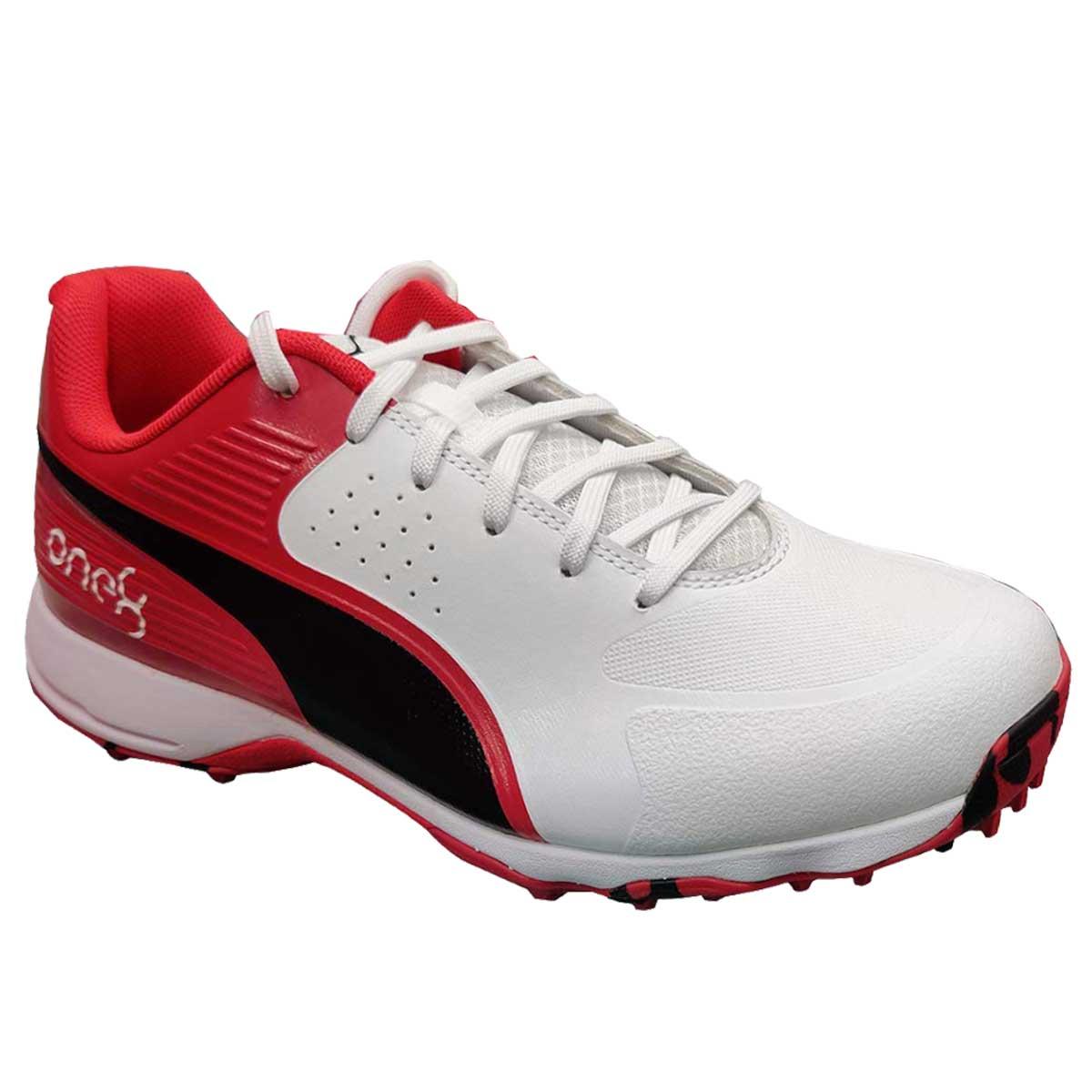 Puma 19 FH Rubber Spike Cricket Shoes