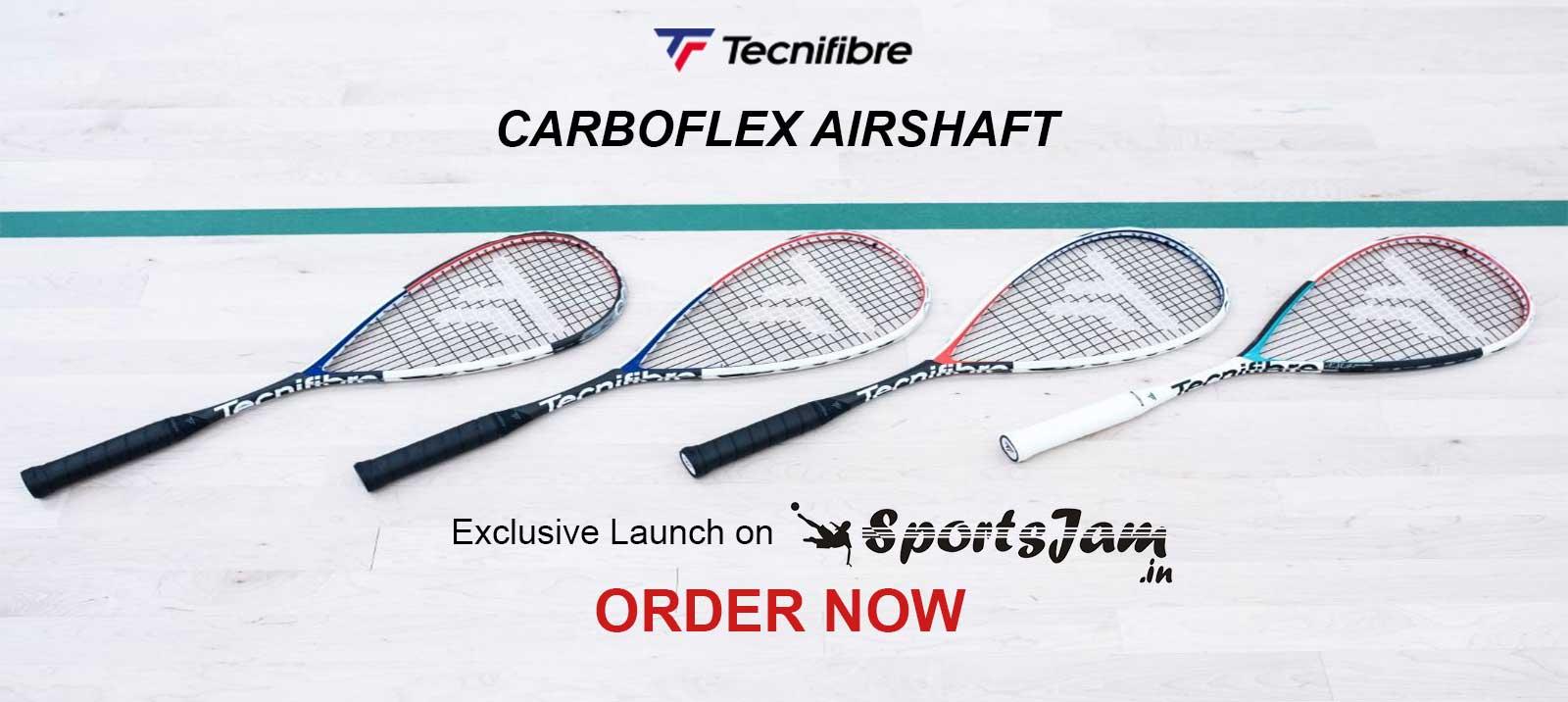 Tecnifibre Carboflex Airshaft Series