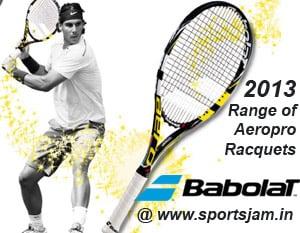 Babolat 2013 Aeropro Drive Racquets