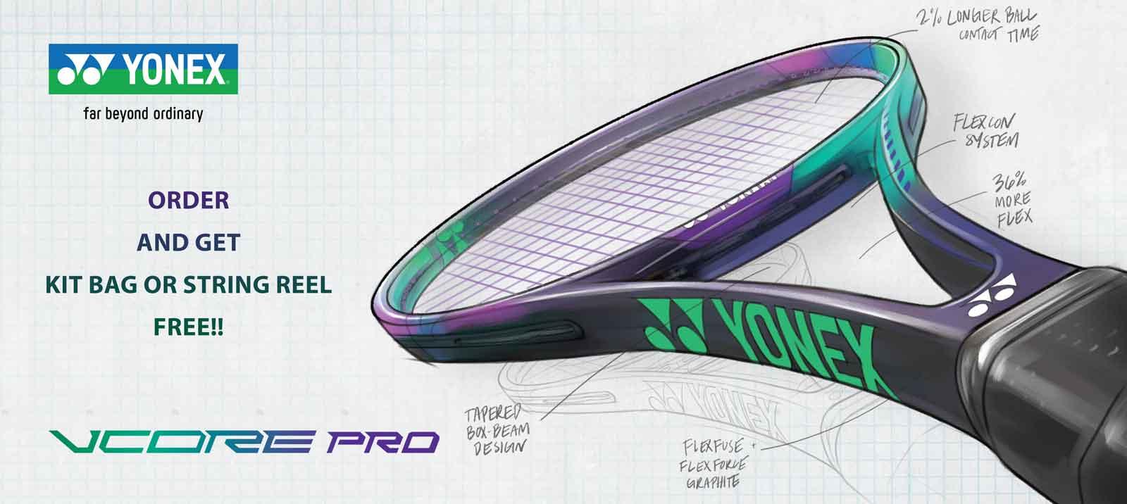 Vcore Pro Green Purple