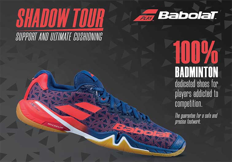 Babolat Badminton Shoes