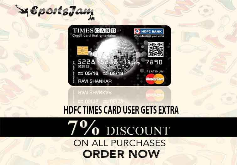 HDFC Times card Offer