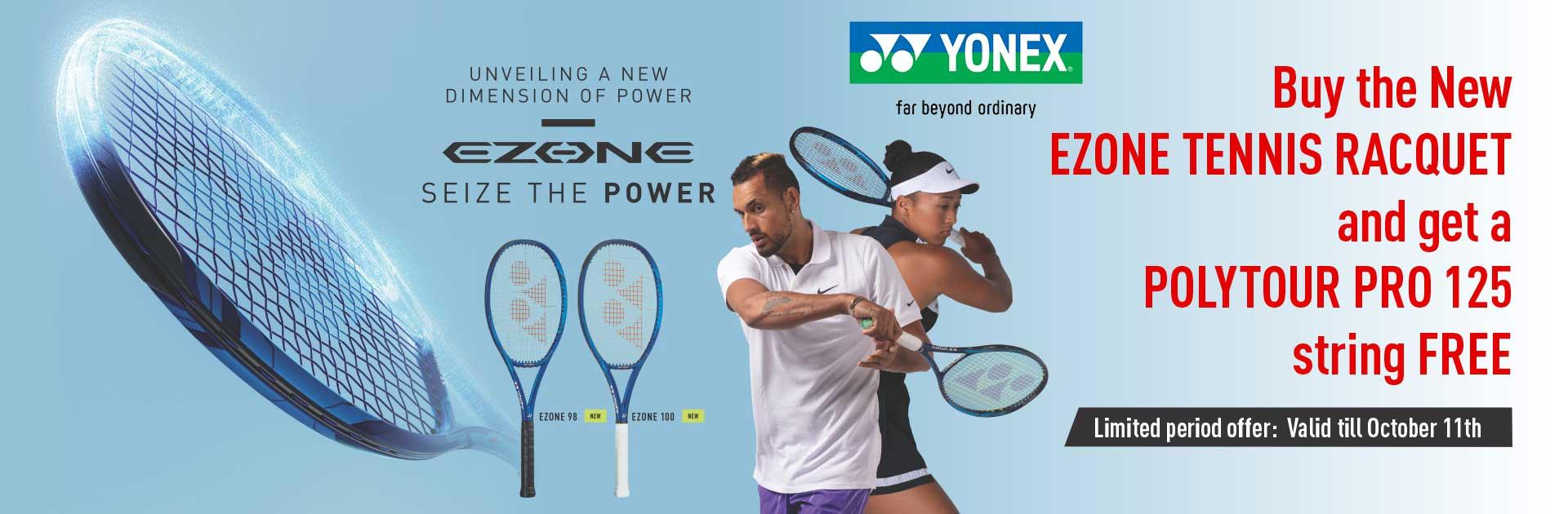 Yonex String Offer