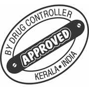 By drug controller approved