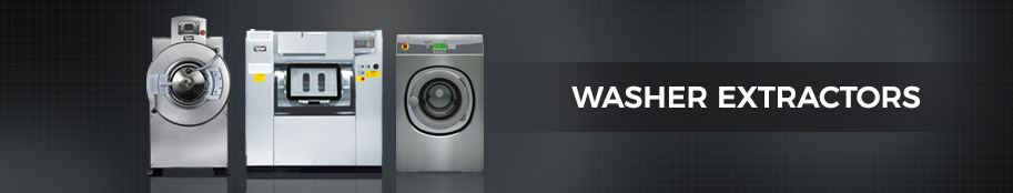 Laundry Washer-Extractors