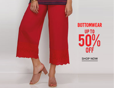 Bottom Wear Up to 50