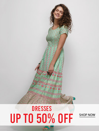 Dresses Up to 50