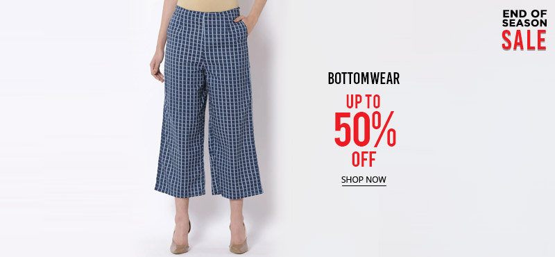 Bottom Wear Up to 50 Off