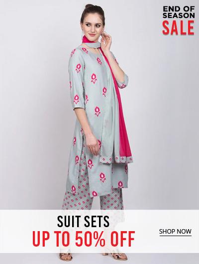 Suit Sets Upto 50
