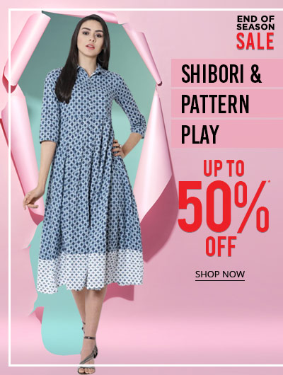 Shibori & Pattern Play