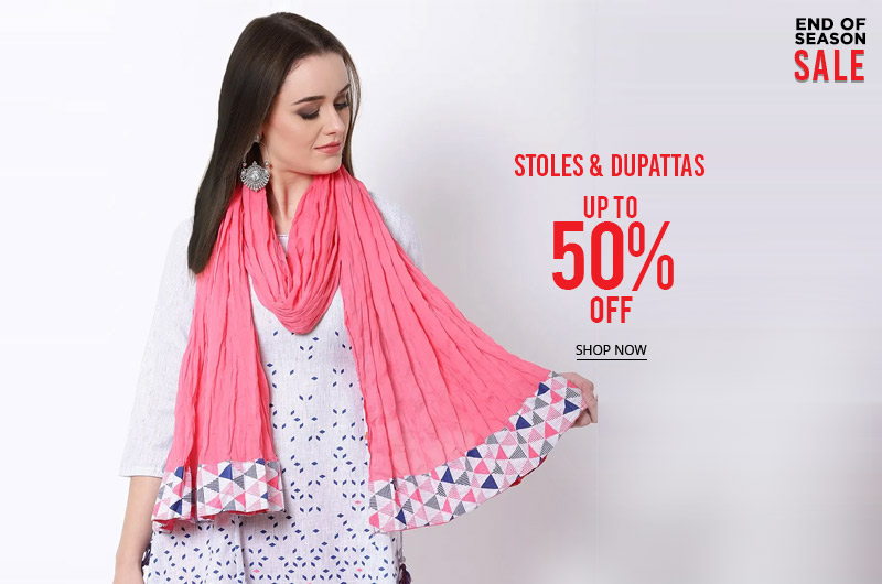 stoles and scarves