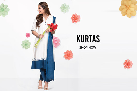 Kurtas - upto 50% off