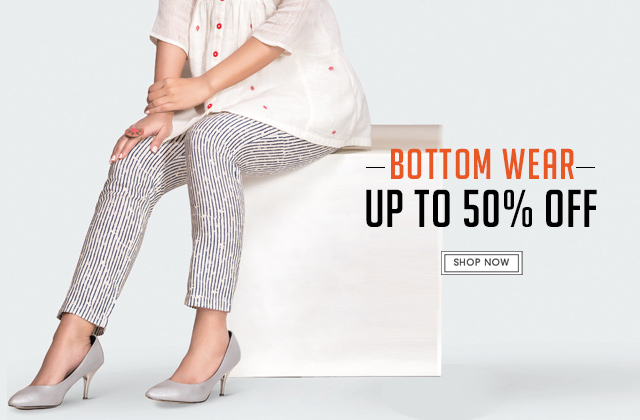 Bottom Wear Upto 50% Off