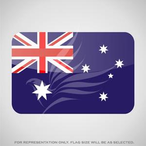 Outdoor Flags, Penguin Super Silk, Australia National Flag - Various Sizes