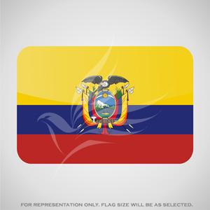 Outdoor Flags, Penguin Super Silk, Ecuador National Flag - Various Sizes