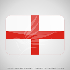 Outdoor Flags, Penguin Super Silk, England National Flag - Various Sizes