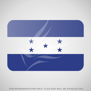 Outdoor Flags, Penguin Super Silk, Honduras National Flag - Various Sizes