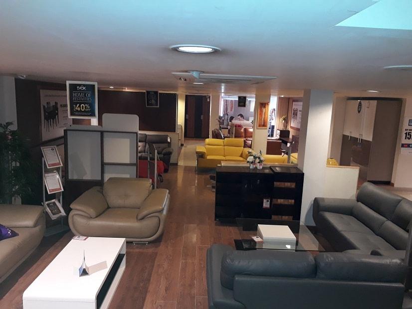 1 Furniture Store In Delhi Kirti Nagar Timber Market Evok Store