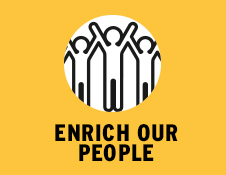 Enrich Our People